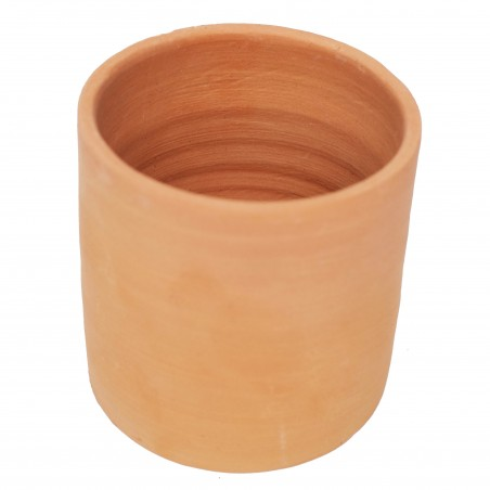 Mini pot terre cuite rond - 5,5 cm