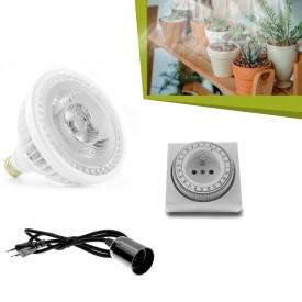 Ampoule horticole LED 20W
