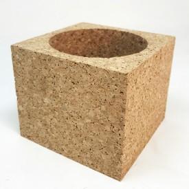 Cube liège