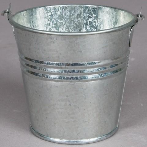 Seaux zinc - 5,5cm